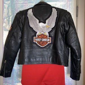 Harley Davidsons Women's Leather Jacket